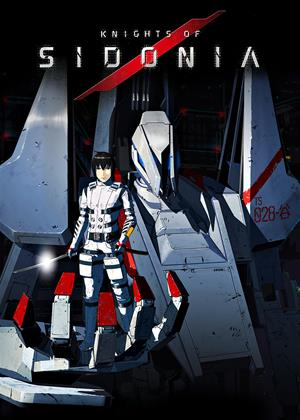 Knights of Sidonia Online DVD Rental