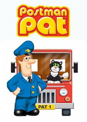 Rent Postman Pat: Series 7 Online DVD Rental