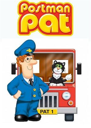 Rent Postman Pat: Series 9 Online DVD Rental