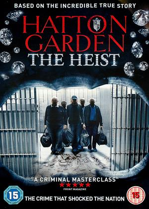Hatton Garden: The Heist Online DVD Rental