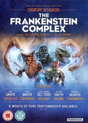 Creature Designers: The Frankenstein Complex Online DVD Rental