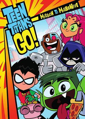 Teen Titans Go! Online DVD Rental