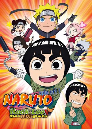 Naruto: Rock Lee and His Ninja Pals Online DVD Rental