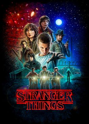Stranger Things Online DVD Rental