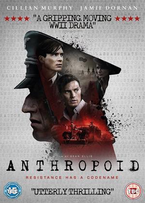 Anthropoid Online DVD Rental