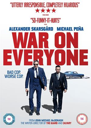 War on Everyone Online DVD Rental
