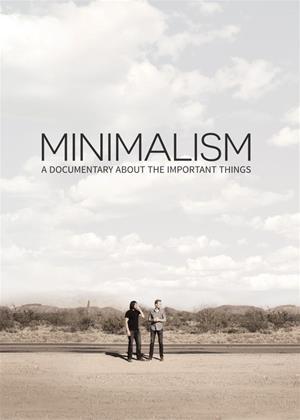 Minimalism: A Documentary Online DVD Rental