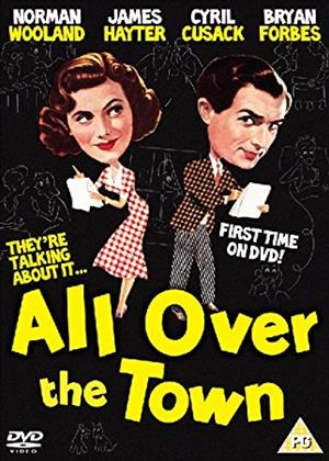 Rent All Over the Town Online DVD Rental