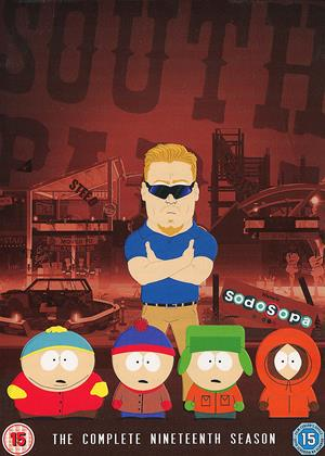 South Park: Series 19 Online DVD Rental