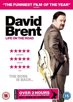 David Brent: Life on the Road Online DVD Rental