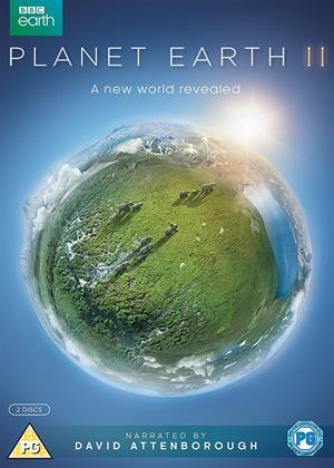 Planet Earth II Online DVD Rental
