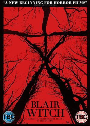 Blair Witch Online DVD Rental