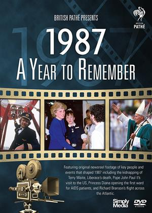 A Year to Remember: 1987 Online DVD Rental
