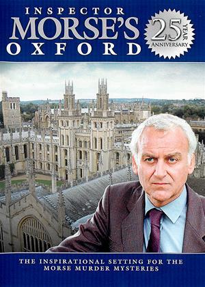 Rent Inspector Morse's Oxford (aka Morse's Oxford) Online DVD Rental