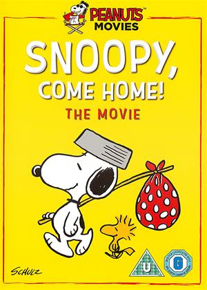 Rent Snoopy, Come Home! Online DVD Rental