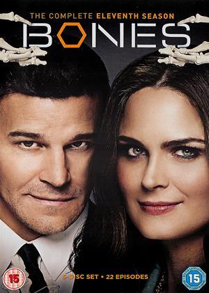 Bones: Series 11 Online DVD Rental