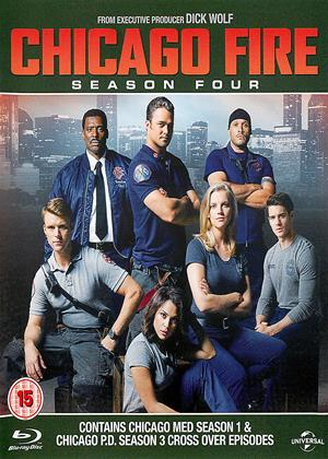 Chicago Fire: Series 4 Online DVD Rental