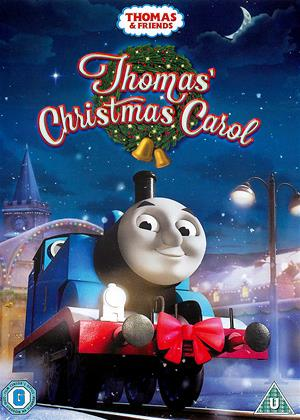 Thomas the Tank Engine and Friends: Thomas' Christmas Carol Online DVD Rental