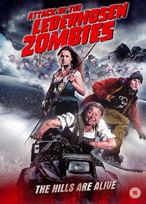 Attack of the Lederhosen Zombies Online DVD Rental