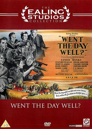 Went the Day Well? Online DVD Rental