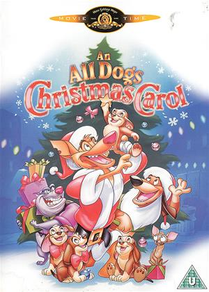 An All Dogs Christmas Carol Online DVD Rental