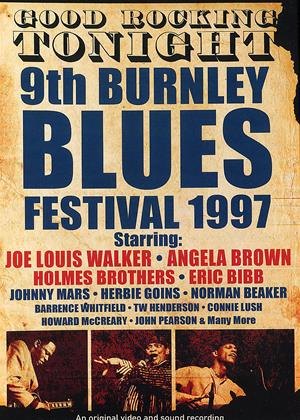 Good Rocking Tonight: 9th Burnley Blues Festival 1997 Online DVD Rental