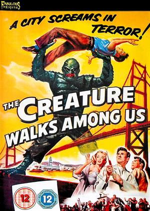 The Creature Walks Among Us Online DVD Rental