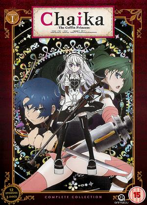 Chaika: The Coffin Princess Online DVD Rental