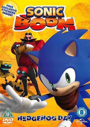 Rent Sonic Boom: Vol.2: Hedgehog Day Online DVD Rental