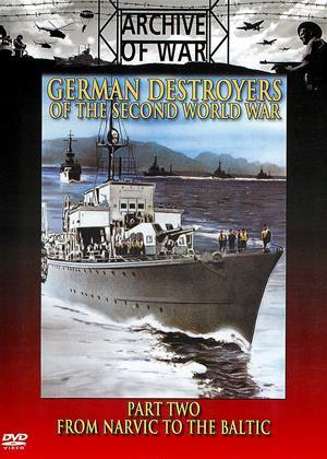 Rent German Destroyers of the Second World War: Part 2 Online DVD Rental