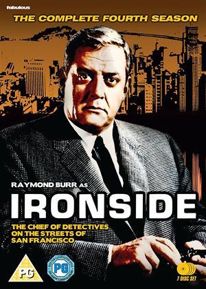 Rent Ironside: Series 4 Online DVD Rental