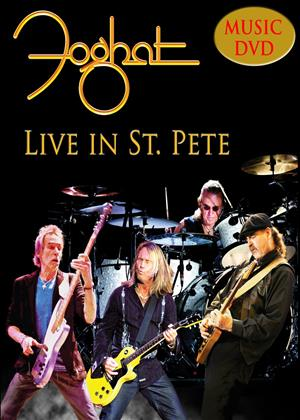 Foghat: Live in St. Pete Online DVD Rental