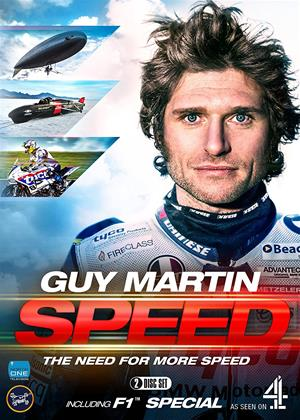 Guy Martin: F1 Special Online DVD Rental
