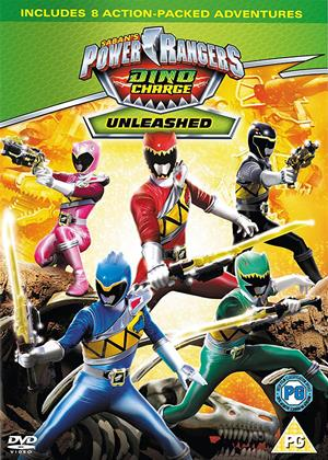 Power Rangers Dino Charge: Unleashed Online DVD Rental