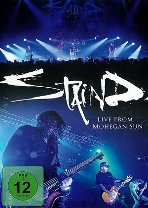 Rent Staind: Live from Mohegan Sun Online DVD Rental