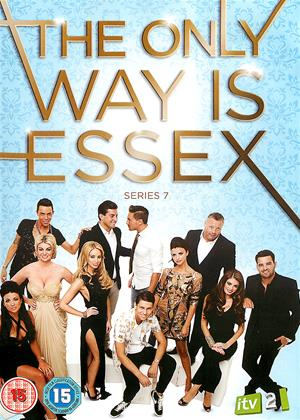 Rent The Only Way Is Essex: Series 7 Online DVD Rental