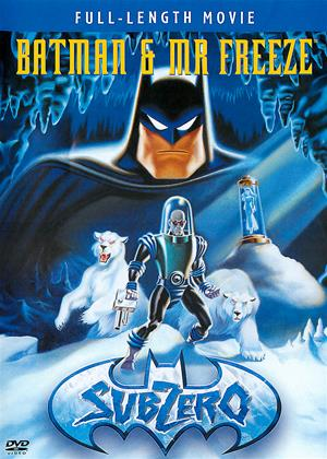 Rent Batman and Mr. Freeze: SubZero (aka Batman Animated Movie II: The Iceman's Cometh) Online DVD Rental