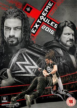 WWE: Extreme Rules 2016 Online DVD Rental