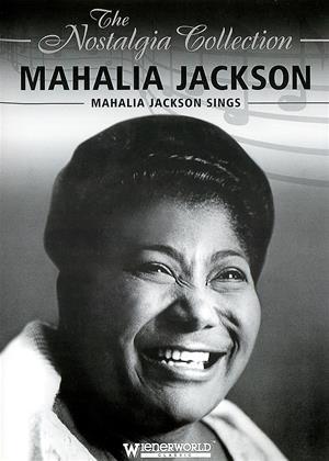 Mahalia Jackson Sings Online DVD Rental