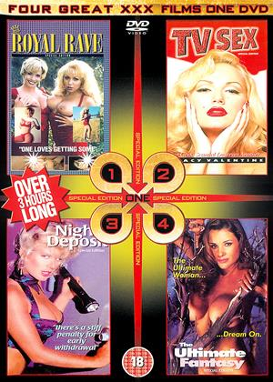 4 on 1: Royal Rave Online DVD Rental
