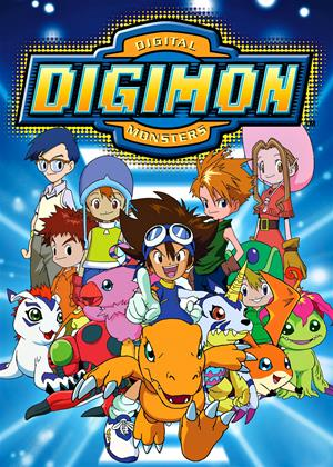 Digimon: Digital Monsters Online DVD Rental