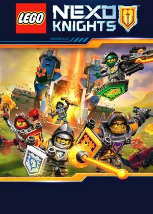 Lego Nexo Knights Online DVD Rental