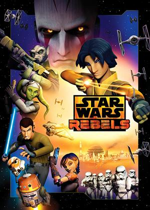 Star Wars Rebels Online DVD Rental