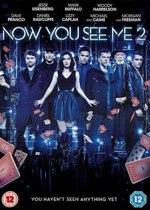 Rent Now You See Me 2 (aka Now You See Me: The Second Act) Online DVD Rental