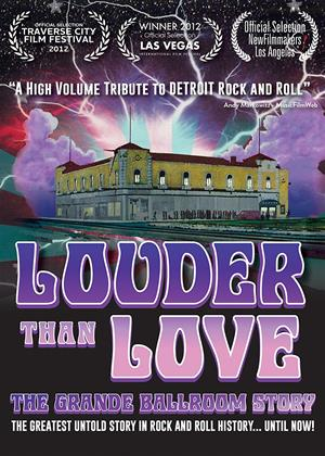 Rent Louder Than Love: The Grande Ballroom Story Online DVD Rental