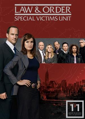 Law and Order: Special Victims Unit: Series 11 Online DVD Rental