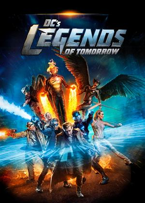 Legends of Tomorrow Online DVD Rental