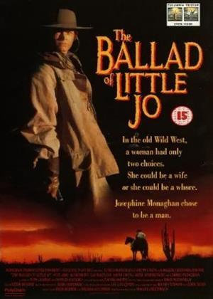 The Ballad of Little Jo Online DVD Rental