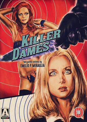 Rent The Red Queen Kills Seven Times (aka La dama rossa uccide sette volte) Online DVD Rental