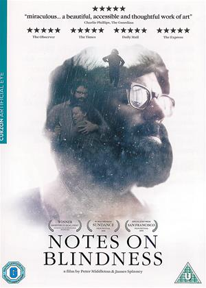 Notes on Blindness Online DVD Rental